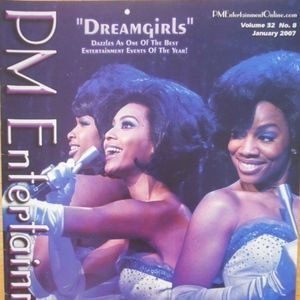 Dreamgirls  Beyonce  Jennifer Hudson  Magazine PM